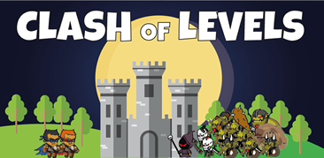 App android Clash of Levels