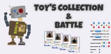 App android Toy's Collection & Battle